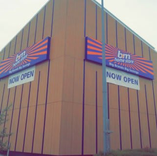 B&M's new Bristol store in Patchway