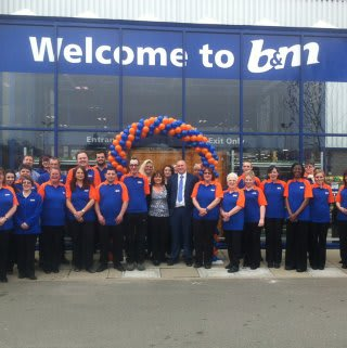 Wellingborough Store Opening