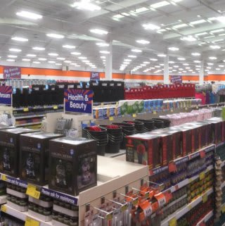 A first glimpse inside the brand new B&M Home Store in at the Willerby Shopping Centre on Beverly Road, Willerby.