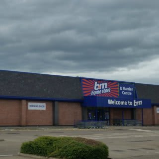 B&M's brand new Home Store & Garden Centre in Inverness, Telford Retail Park