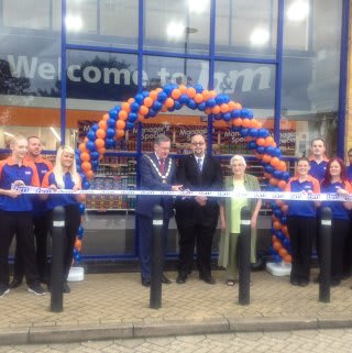 Chelmsford store opening.