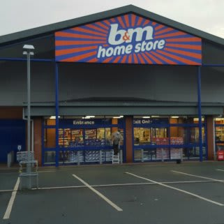 B&M's brand new Home Store in Oswestry, located on the Penda Retail Park, Salop Road.