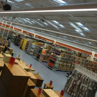 A first glimpse inside the new B&M Crostons Home Store & Garden Centre on its opening day