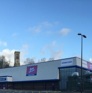 A first look at B&M Crostons Home Store & Garden Centre