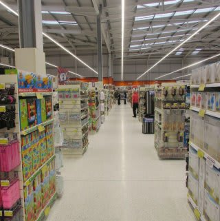 A first glimpse inside B&M's brand new Home Store in Slough