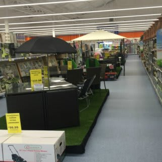 B&M's latest range of garden furniture is now available in the Neath store on Riverside Drive.