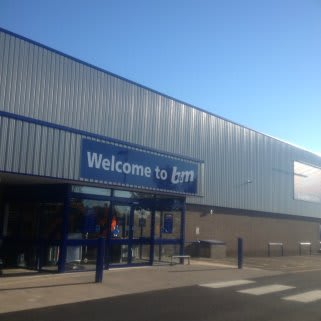 B&M's brand new Home Store & Garden Centre in Sunderland, located on Ryhope Road
