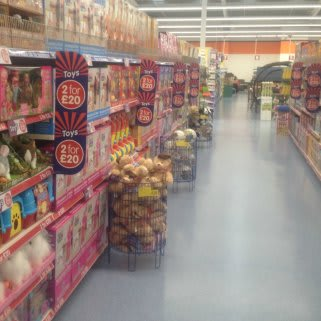 A first glimpse inside B&M's new store in Sunderland, on Ryhope Road