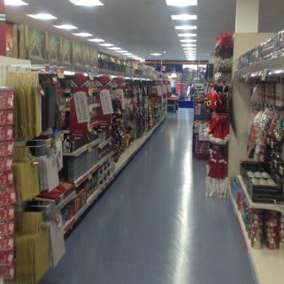 A first glimpse inside B&M's new Gravesend store, located on new Road.