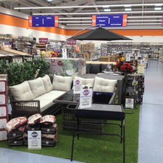 Get ready for summer with the great Gardening ranges on display at B&M Teesbay