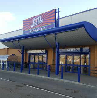 B&M's newest Home Store & Garden Centre in Baglan Bay, Port Talbot. The store is located on Baglan Bay Retail Park, Christchurch Road.