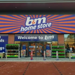 B&M's latest store, located at the brand new retail development on Great Homer Street, Liverpool.