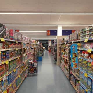 A first glimpse inside B&M's newest store, Great Homer Street, Liverpool.