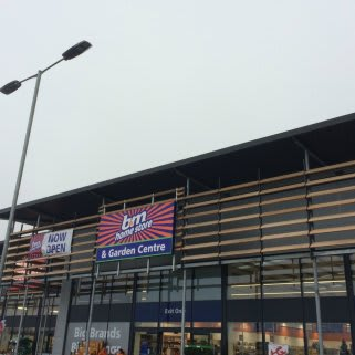 B&M's newest store is located at Cross Hands Business Park, Llanelli.