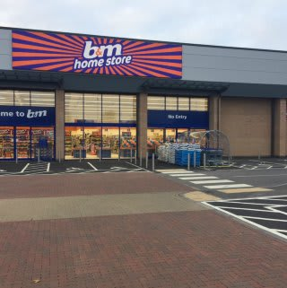 B&M's newest store is located on Burgh Road Retail Park in Skegness.