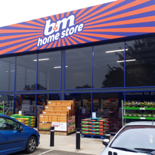 B&M's newest store opened its doors on Saturday (22nd September 2018) in Spalding, located on Westlode Street.