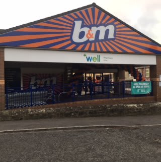 B&M's newest store is located on Durham Road in Birtley, Tyne & Wear.