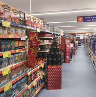 A first glimpse inside B&M Birtley's brand new store. The store stocks a wide range of goods, from groceries and toiletries to toys and homewares.