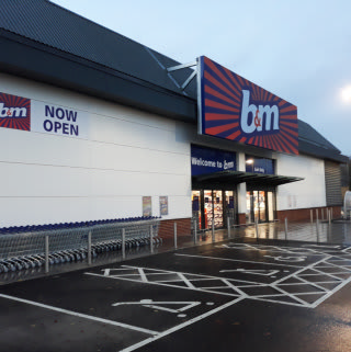 B&M was proud to open its 600th store in Tonbridge on Saturday (10th November 2018). The store is located at Cannon Lane Retail Park.