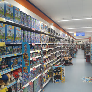 B&M's Tonbridge store stocks a huge range of toys and games for girls and boys of all ages.