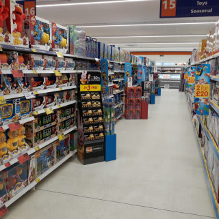 B&M's newest store in Eston boasts a great range of kids toys for boys and girls of all ages.