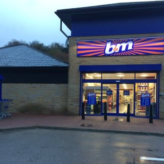 B&M's brand new Bargains Store in Bacup, Lancashire. The store is located on Irwell Street, at the site of the former Co-op.
