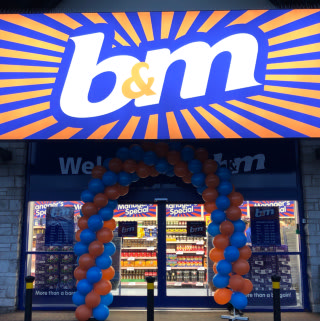 B&M's newest store opened its doors on Thursday (29th November 2018) at South Lakeland Retail Park, Kendal.