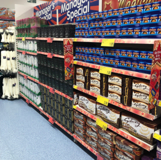 B&M's new store in Kendal stocks all the latest Manager's Specials; a range of specially selected deals and offers on groceries, electricals and cleaning.