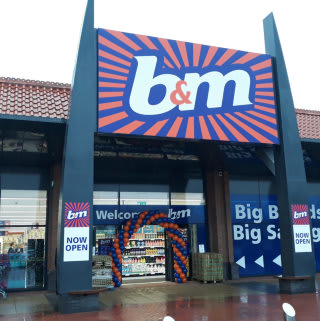 B&M's newest store, located at Clifton Moor Retail Park, York, is now open to shoppers!