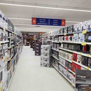 B&M's new store in Canvey Island stocks an amazing range of electrical products, from Bluetooth speakers to TVs and much more!