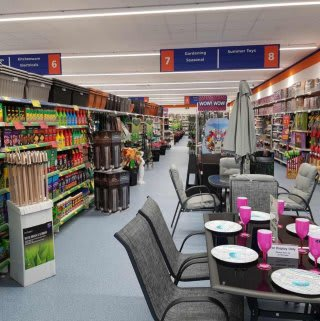 B&M's brand new store in Breightmet stocks a great range of seasonal gardening products, from tools and planters to garden furniture, solar lights and much more.