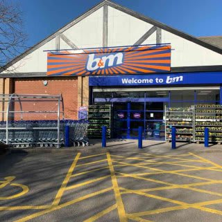 B&M opened its latest store in Kirkby-in-Ashfield on Wednesday (27th February 2019). The store occupies a central location in the town on Station Street.