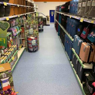 B&M's brand new store in Kirkby-in-Ashfield stocks a stylish new range of luggage and suitcases, ideal for your next holiday!