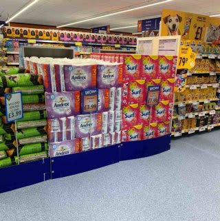 B&M's brand new store in Kirkby-in-Ashfield is constantly updating its Managers Specials. Pop in to your local store to see what bargains are on offer this week!