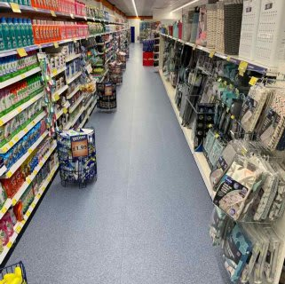 B&M's brand new store in Crawley stocks a huge selection of the biggest cleaning and laundry brands, from Daz and Comfort to Fairy, Ariel and much more!