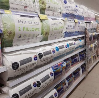 B&M's brand new store in Bolton stocks a quality range of bedding, from duvets and covers to pillows and mattress protectors.