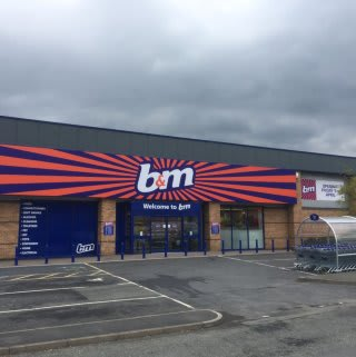 B&M's newest store opened its doors on Friday (5th April 2019) in Huddersfield. The B&M Store is located near to the town centre on Leeds Road Retail Park.