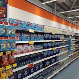 B&M's brand new store in Whitby stocks a huge range of soft drinks, including Coca-Cola, Capri-Sun, Robinsons and all your family favourites
