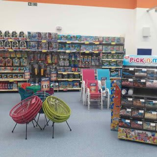 B&M's brand new store in Whitby stocks a great range of kids accessories and furniture.