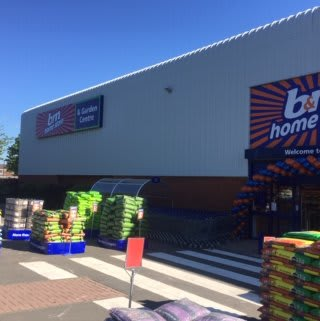 B&M's newest store opened its doors on Friday (24th May 2019) in Newcastle-upon-Tyne. The B&M Home Store & Garden Centre is located in the Kingston Park area, on Brunton Lane.