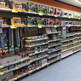 B&M's brand new store in Hitchin stocks a treasure trove of the latest toys for girls and boys of all ages, from dolls and action figures to board games and electronic toys.