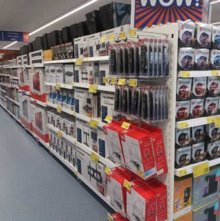 B&M's brand new store in Lichfield stocks a vibrant range of the latest electricals and appliances for the home, from kettles and microwaves to TVs, Bluetooth speakers and much more.