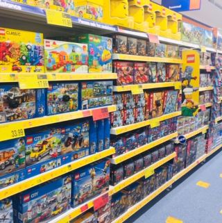 B&M's brand new store in Brislington stocks a huge selection of the latest toys and games for boys and girls of all ages, from action figures and dolls to board games and role play toys!