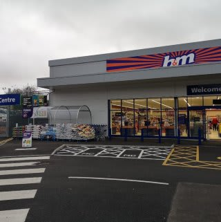 B&M's newest store opened its doors on Saturday (22nd October 2019) in Cowdenbeath. The B&M Store & Garden Centre is located near to the town centre on High Street.