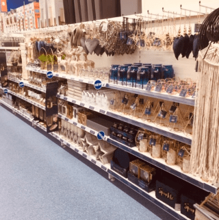 B&M's brand new store in Portsmouth stocks a charming range of home decor, including hanging decorations, decorative ornaments and much more.