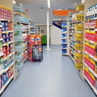 B&M's brand new store in Brecon stocks a huge range of cleaning products, from the biggest brands like Daz, Ariel, Comfort, Fairy and many more.