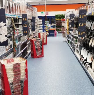 B&M's brand new store in Brecon stocks an extensive range of kitchen essentials, from cookware and utensils to placemats, dinnerware and glassware.