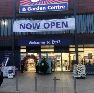 B&M's newest store opened its doors on Wednesday (27th November 2019) in Shiremoor. The B&M Store is located near to the town centre at Northumberland Retail Park.