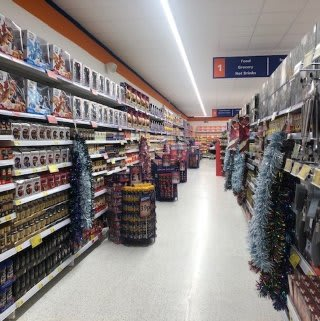 You'll find a huge range of everyday grocery essentials at B&M's newly refurbished Home Store in Shiremoor.