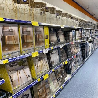 B&M's brand new store in Havant stocks a huge range of quality furniture, everything from wardrobes and beds to coffee tables and dining sets.